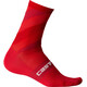 Castelli Free Kit 13 Socks Unisex red